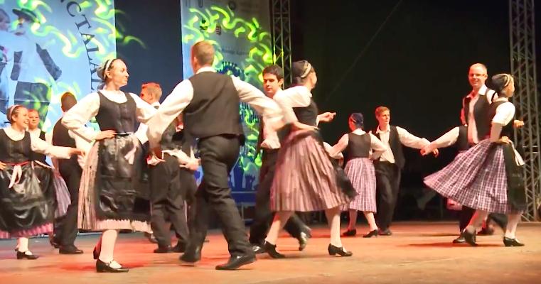 Muzică tradițională la Zilele Culturale Maghiare din Cluj