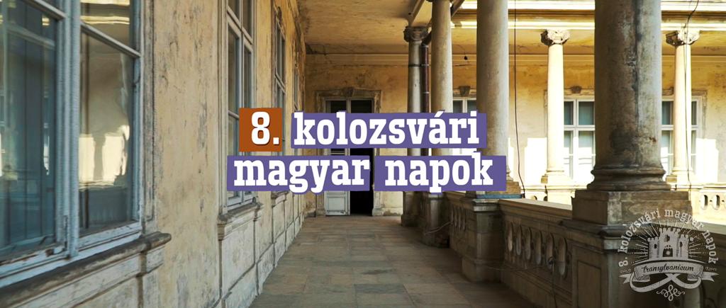 8. Kolozsvári Magyar Napok hétfői hangulatvideó