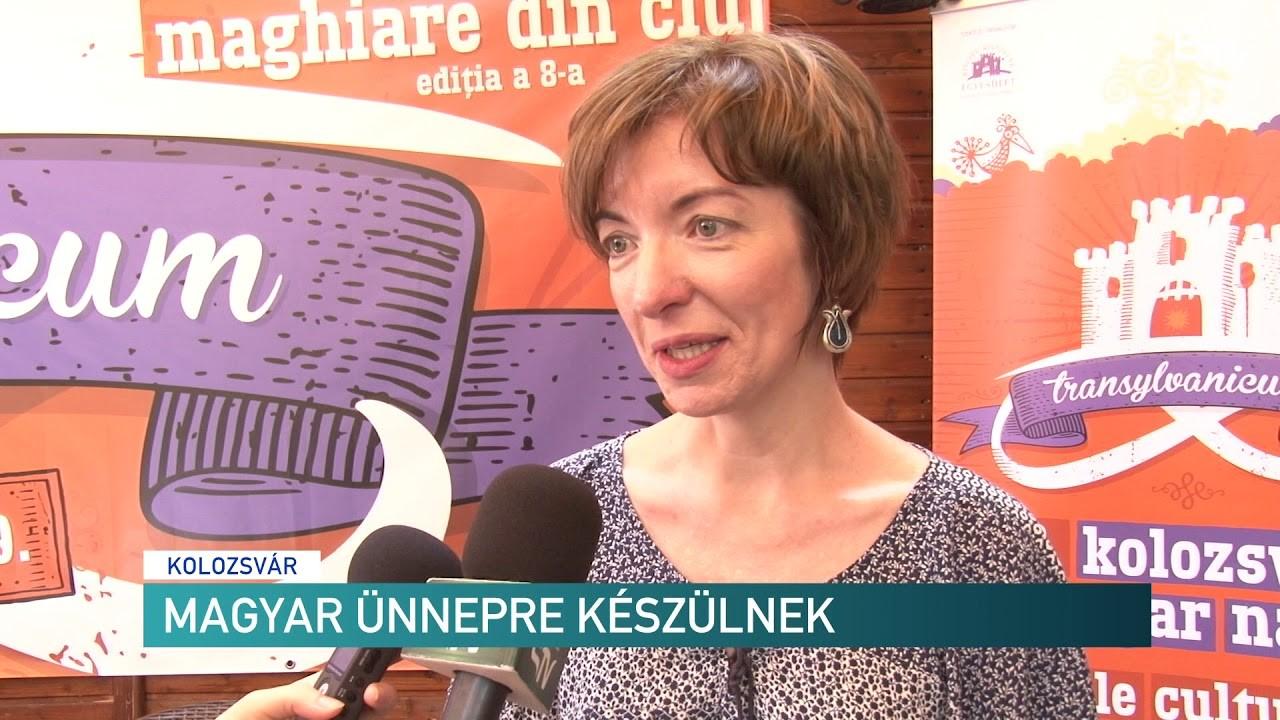 Magyar ünnepre készülnek