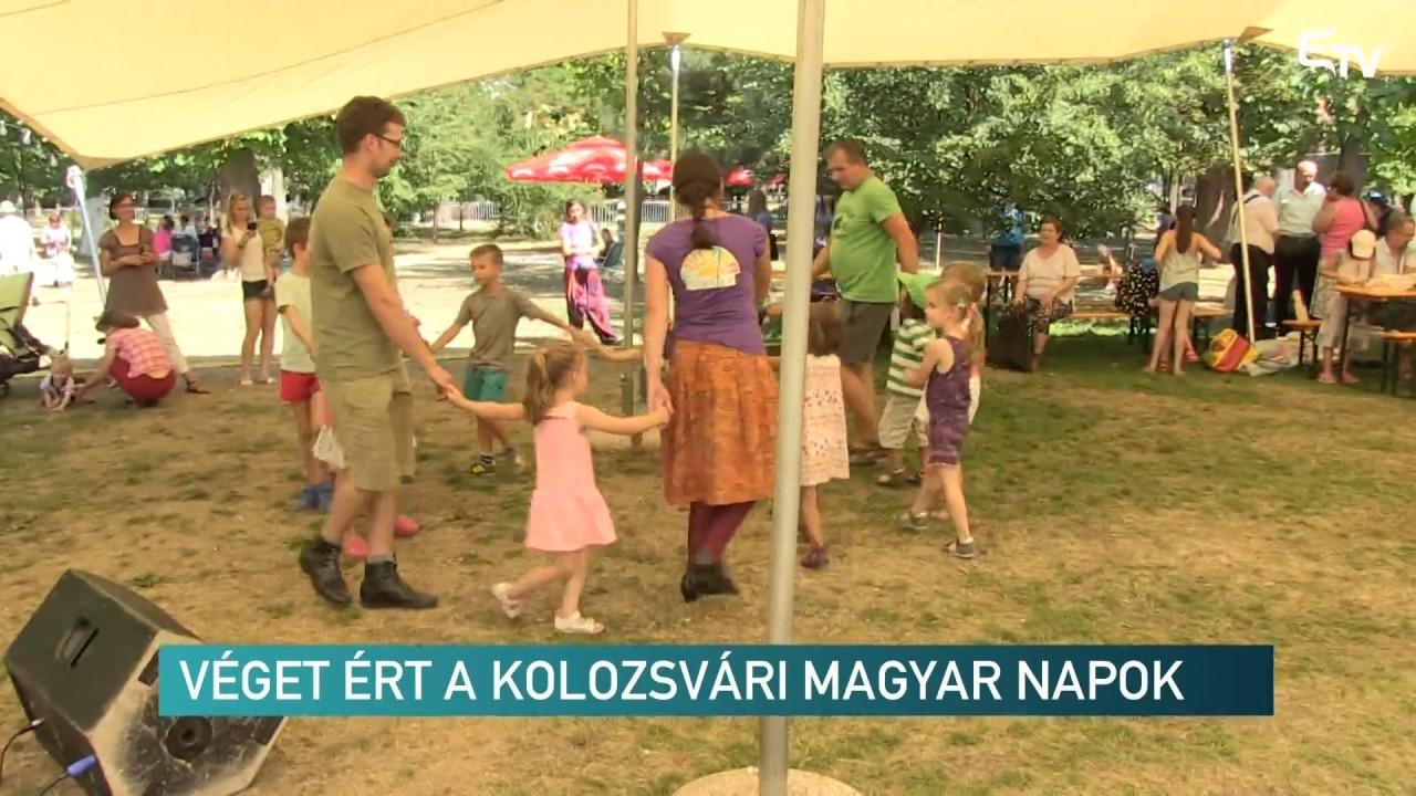 Véget ért a Kolozsvári Magyar Napok