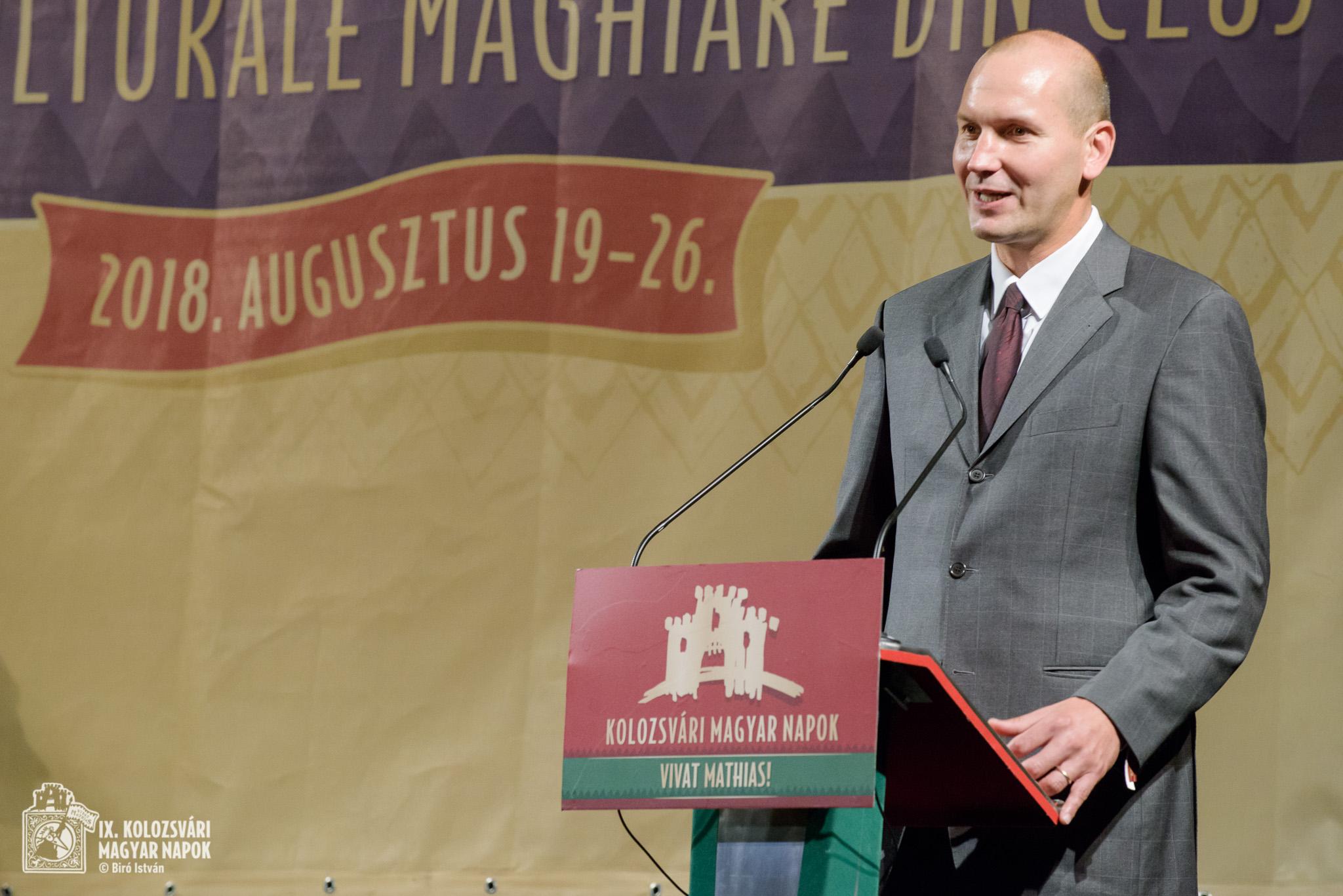 Megnyitottuk a 9. Kolozsvári Magyar Napokat