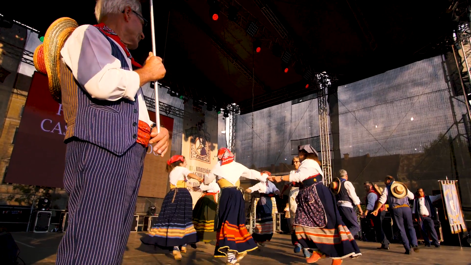"The 20th Edition of the International ""Saint Stephen"" Folklore Festival"