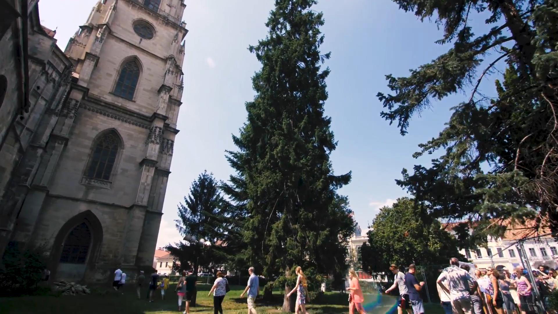 Vizită în turnul Bisericii Sfântul Mihail