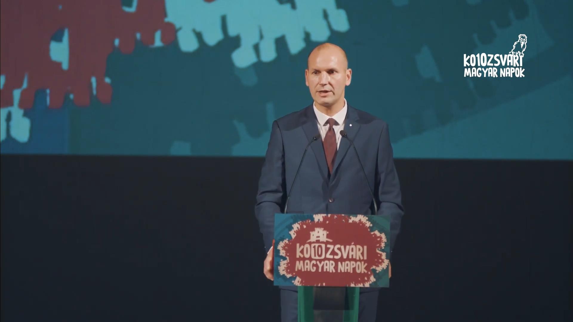 A 10. Kolozsvári Magyar Napok ünnepélyes nyitógálája