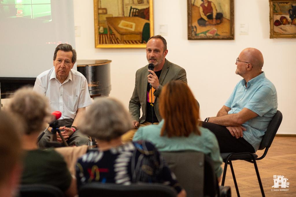 125 ani de la naşterea Şcolii de pictură de la Baia Mare – discuție