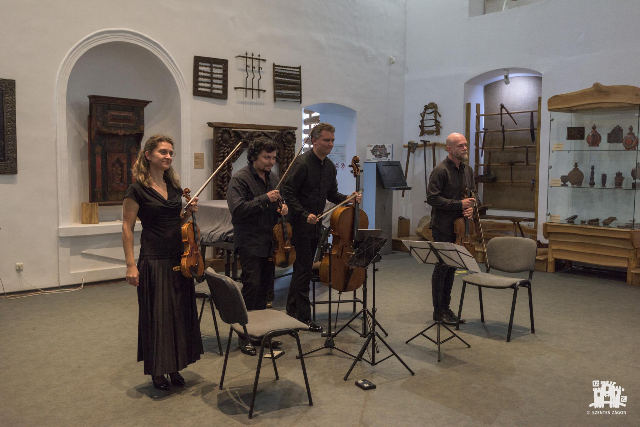 Concert Cvartetul Arcadia