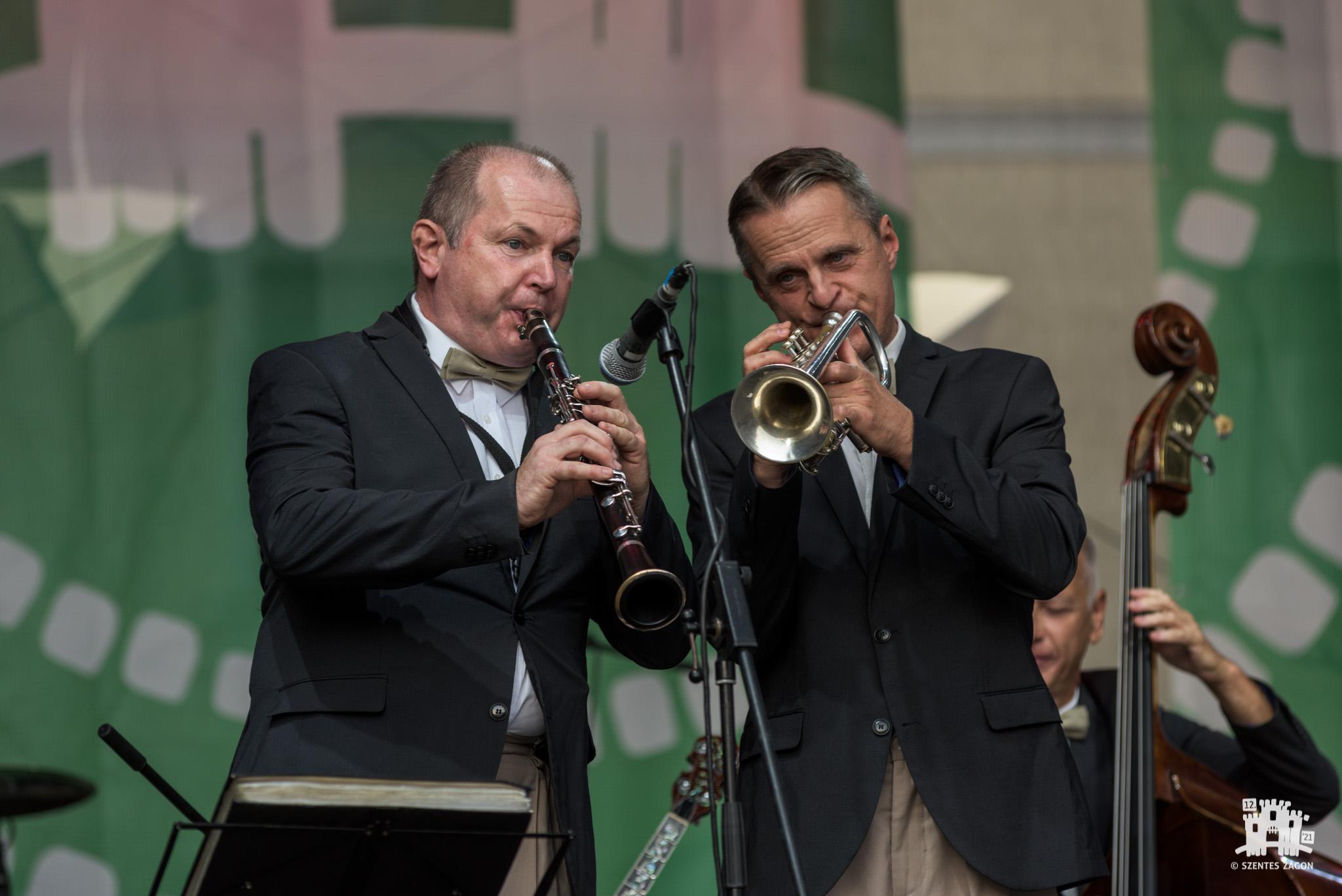 Concert Hot Jazz Band