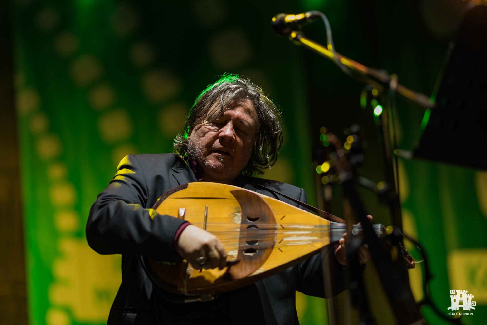 Concert Szarka Tamás şi formaţia sa