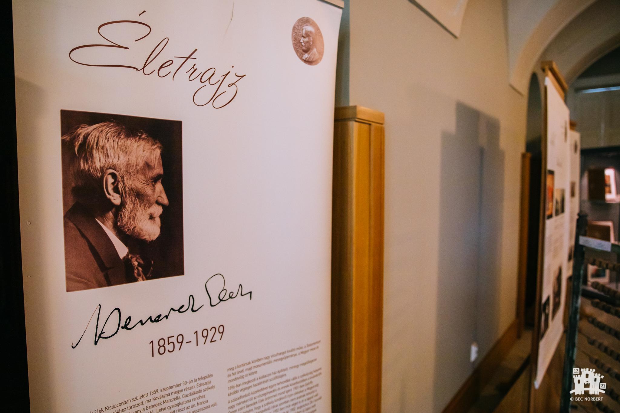 Ambasadorul ereditar al Ținutului Zânelor. Vernisajul expoziției retrospective despre munca și opera scriitorului Benedek Elek