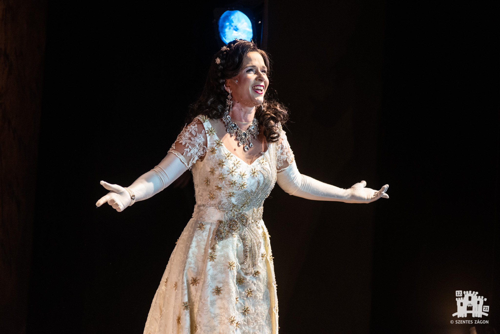 Opereta Sissi, regina maghiarilor de Huszka Jenő și Szilágyi László