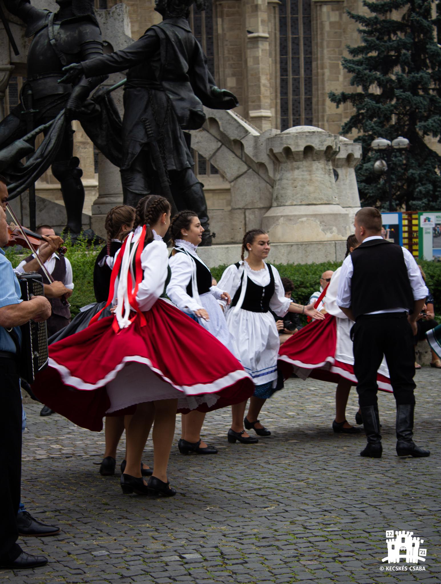 """Festivalul Internațional de Folclor """"Sfântul Ştefan"""", ediția XXIII"""