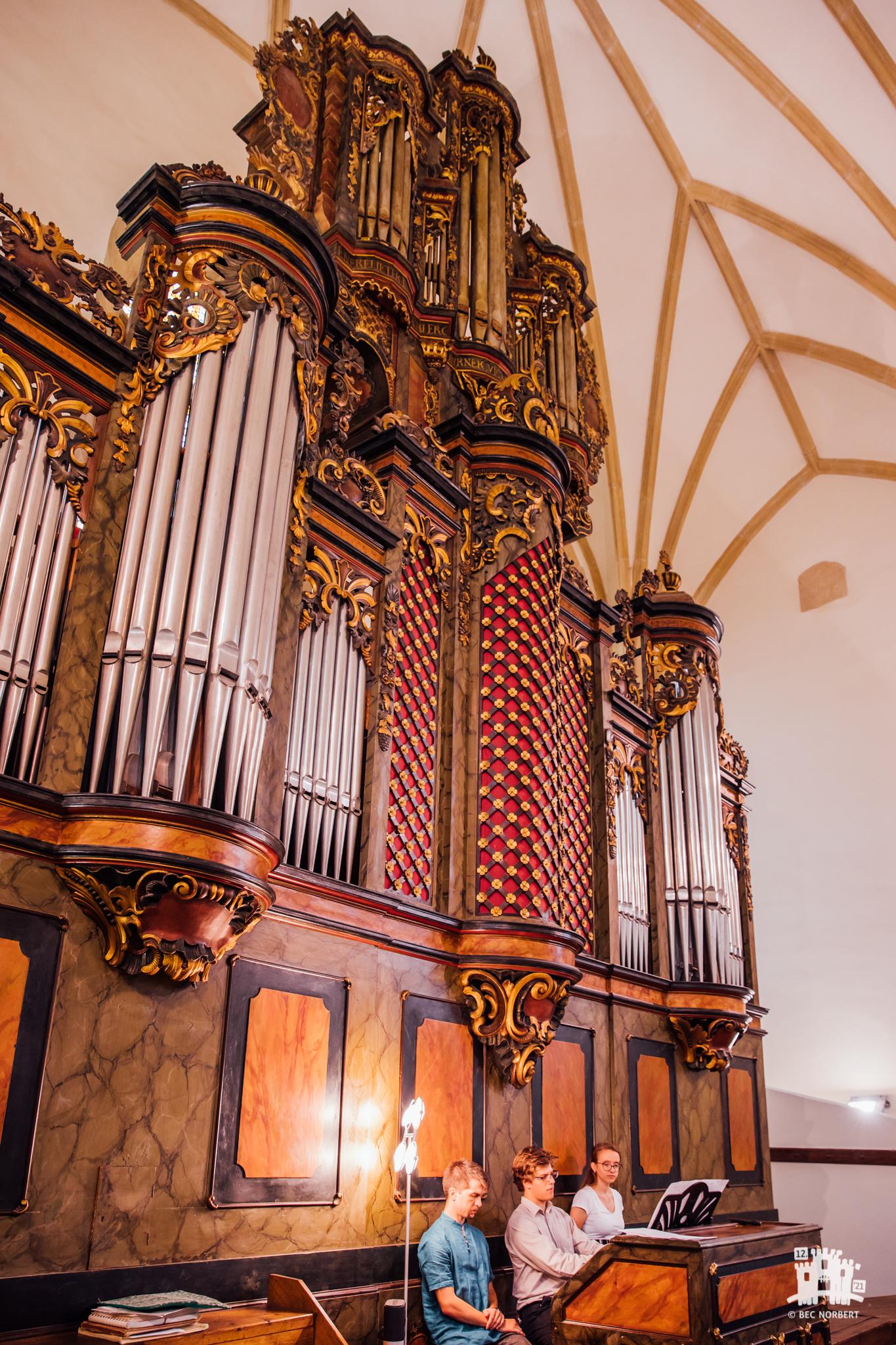 Déli orgonamuzsika