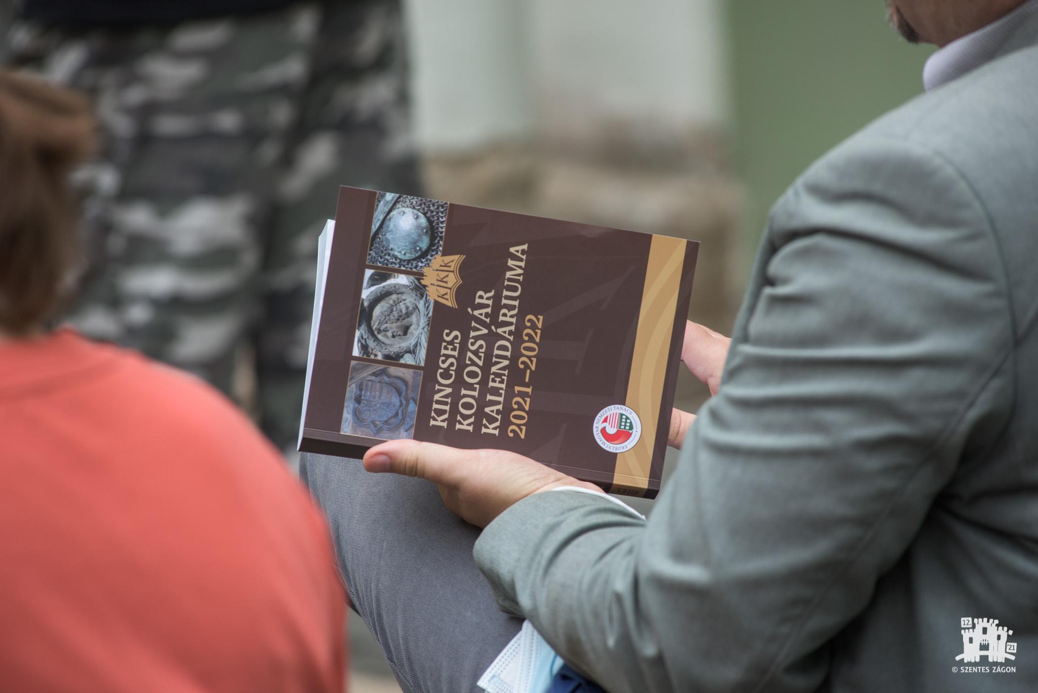 Kincses Kolozsvár Kalendáriuma 2021–2022 – könyvbemutató