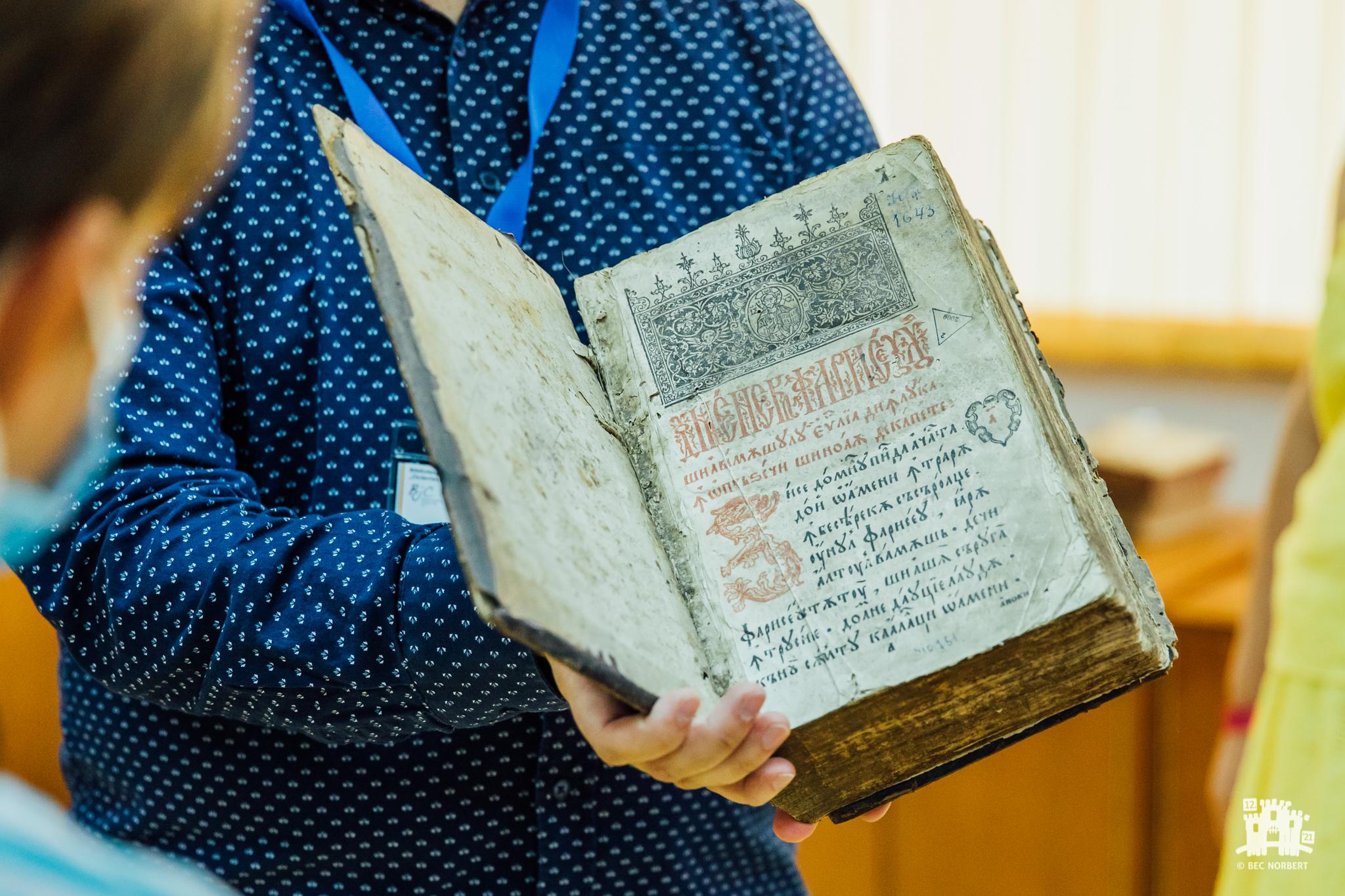 Látogatás az Octavian Goga Megyei Könyvtárba