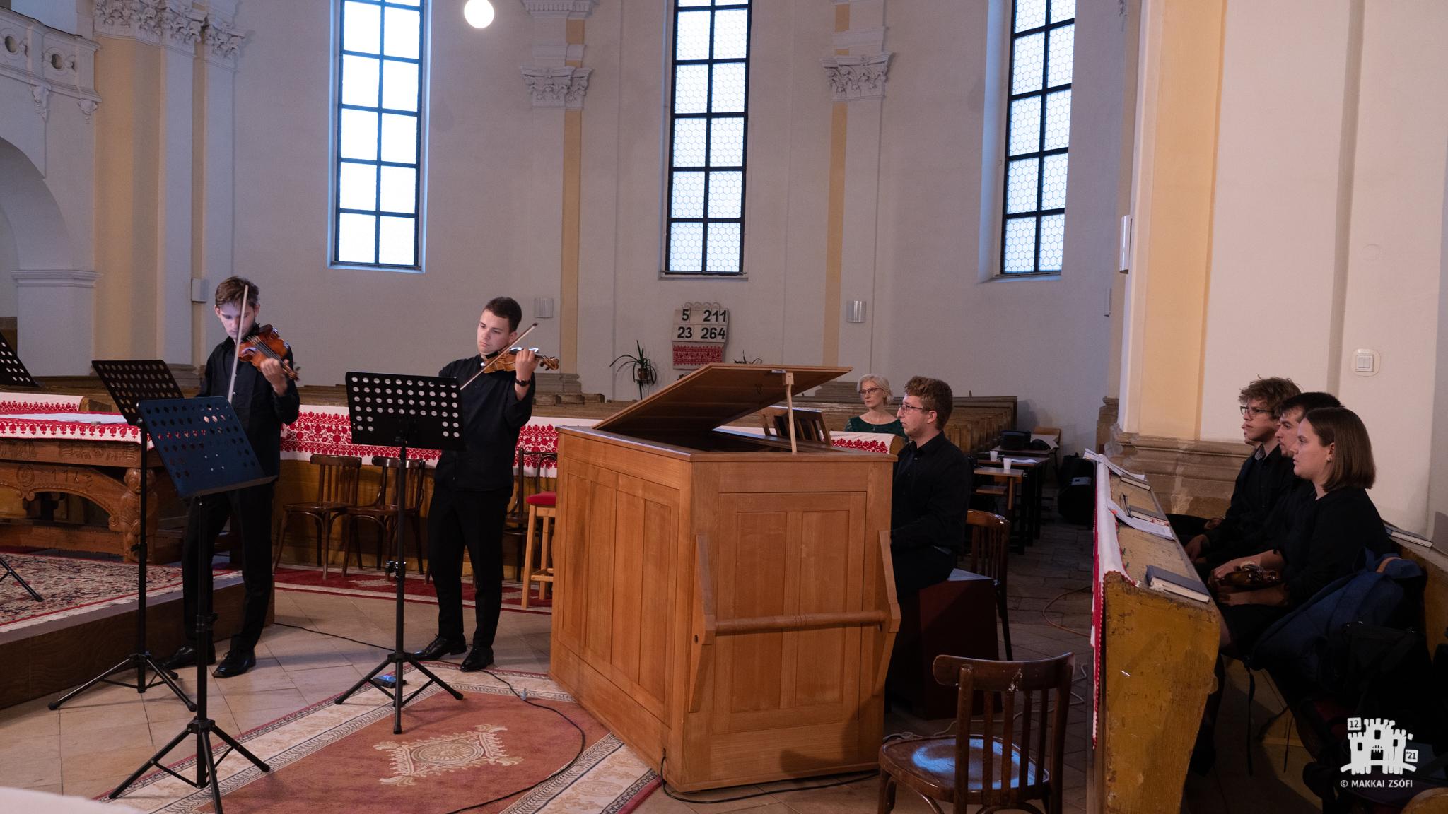 Via Redemptoris – barokk koncert a La Pellegrina21 előadásában