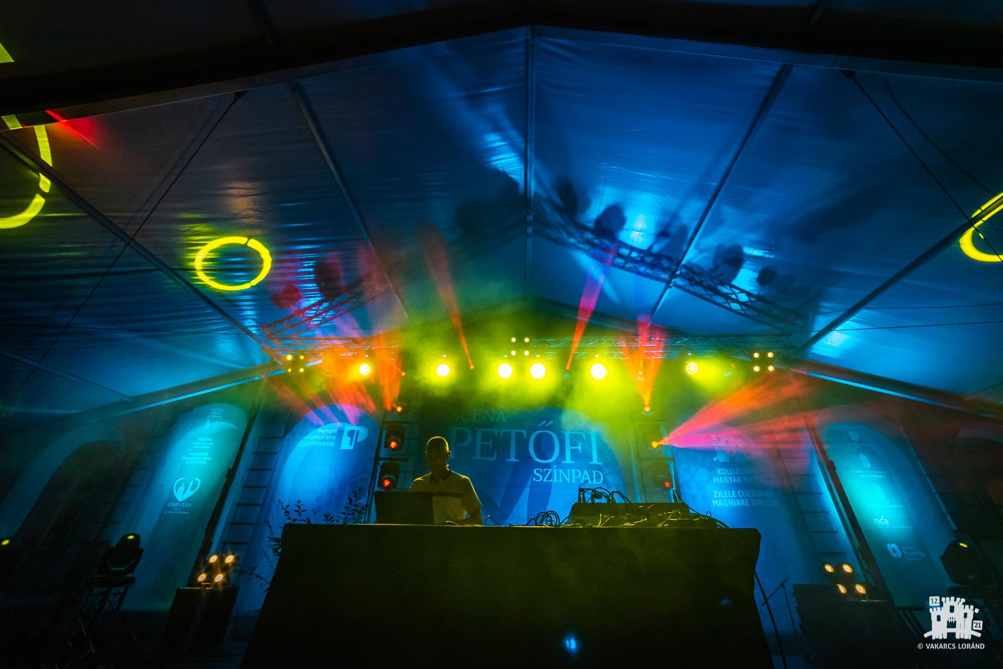 Afterparty DJ Golyóval
