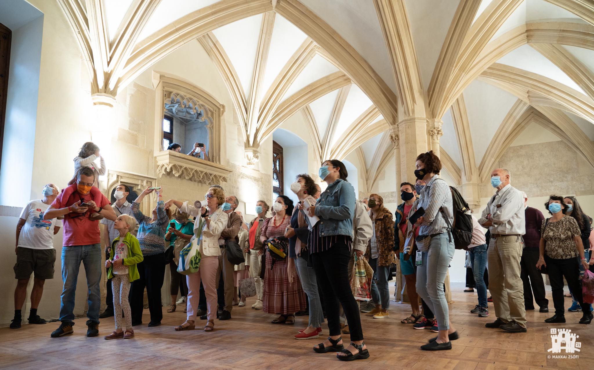 Mátyás-kori és reneszánsz építészet Kolozsváron – séta