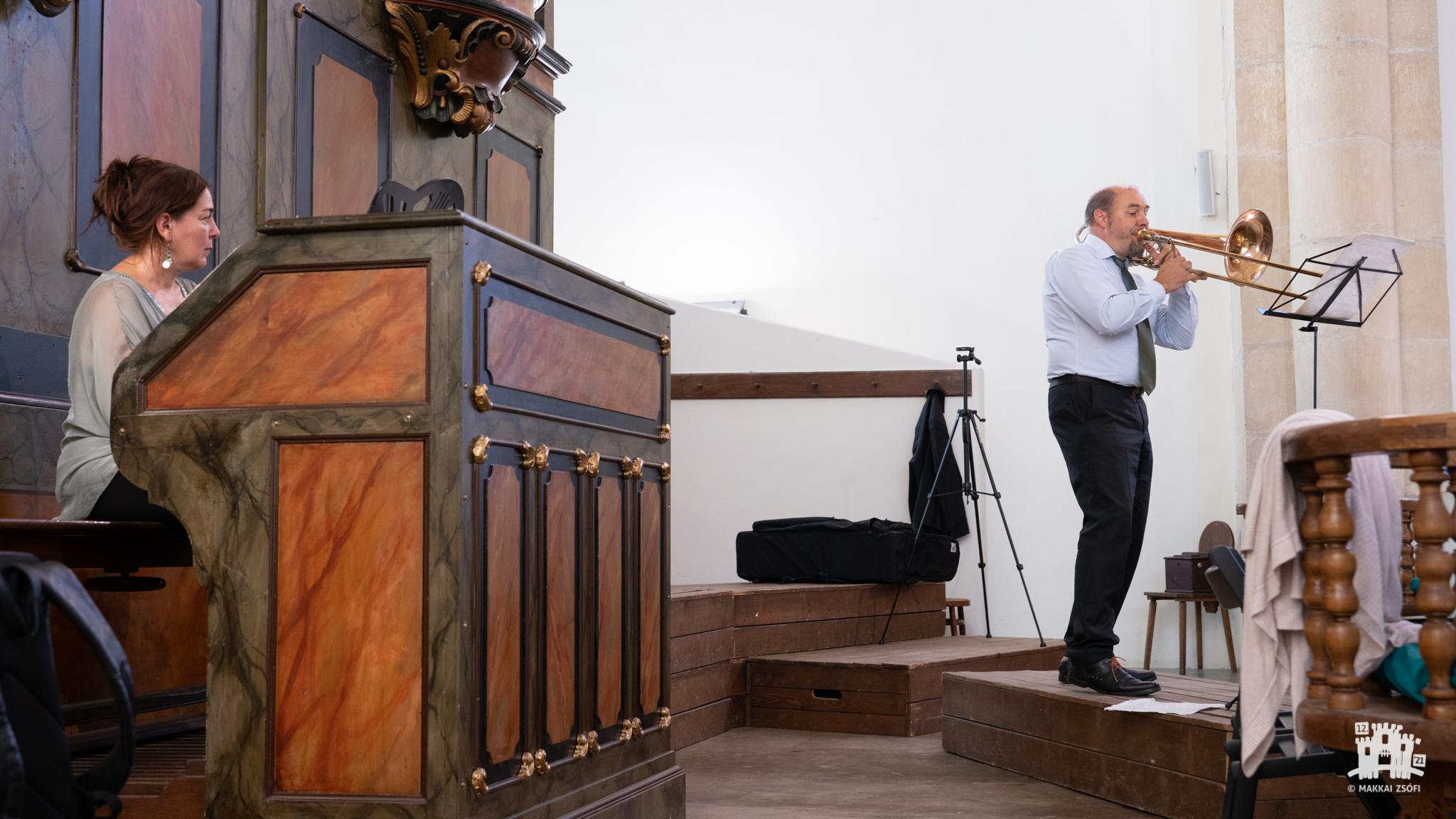 Nyári hangversenysorozat a Farkas utcai református templomban